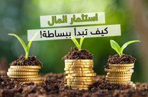 استثمار المال