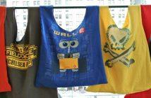 صنع حقائب يدوية من القماش