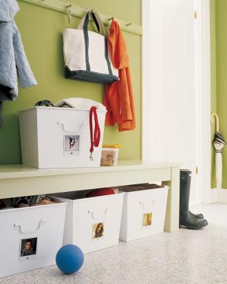 تنظيم المنزل