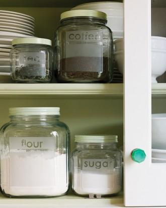 تنظيم المطبخ
