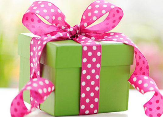 تغليف هدايا