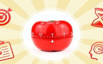 تقنية الطماطم لادارة الوقت