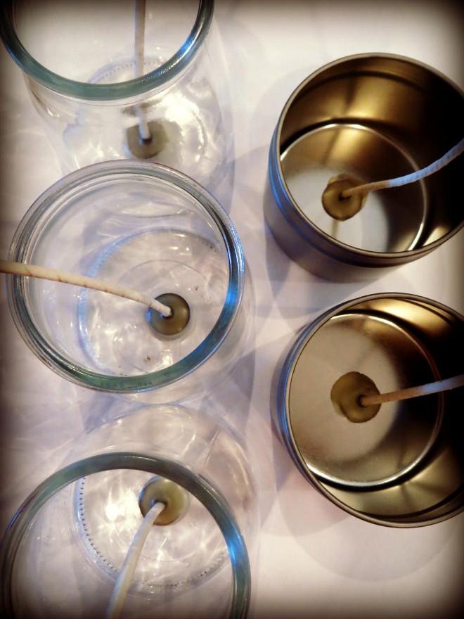 صناعة الشمع