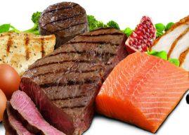 رجيم البروتين لانقاص الوزن