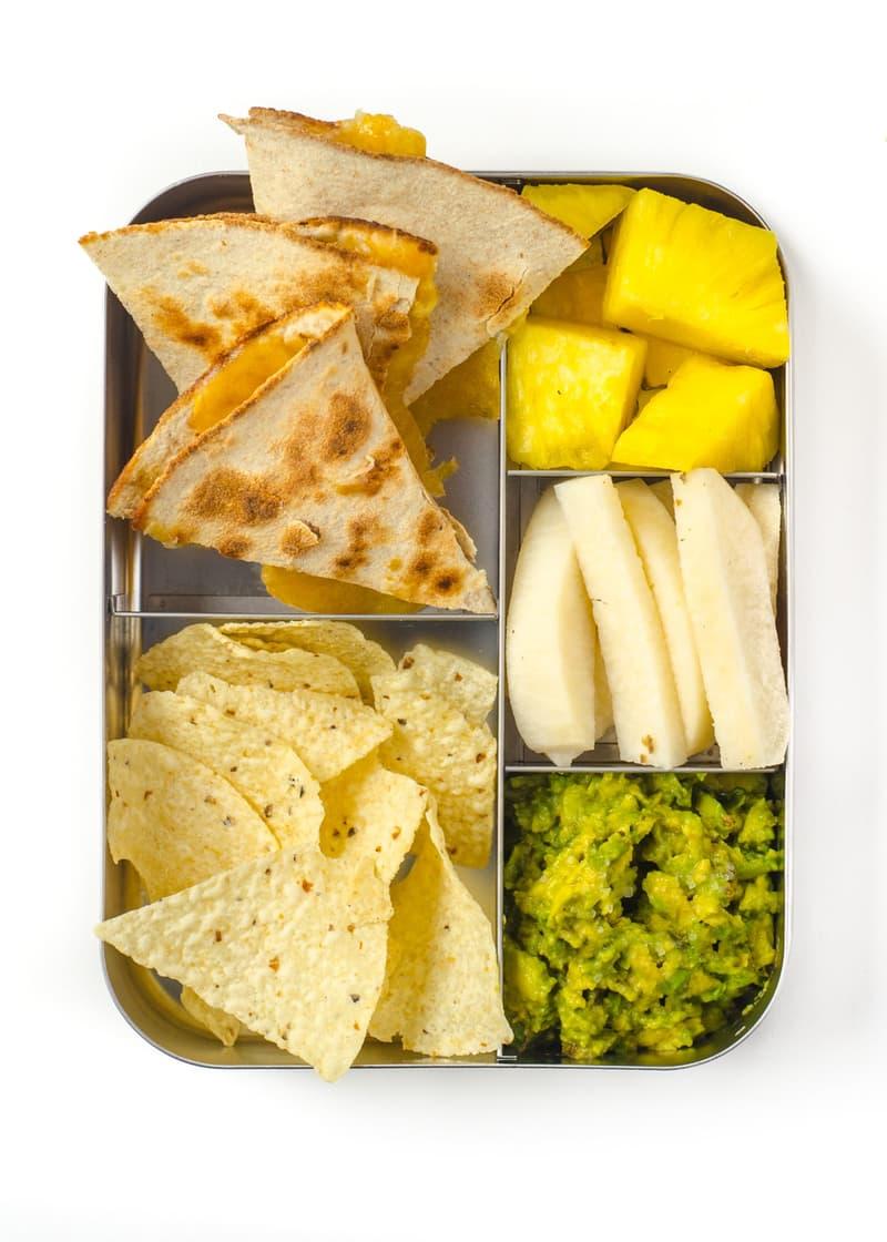 وجبات صحية للاطفال للمدرسة