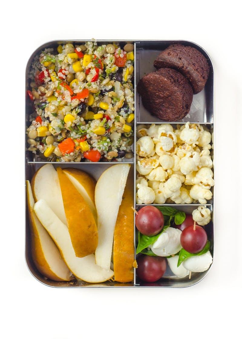 أفكار لصندوق الطعام