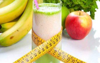 مشروبات لإنقاص الوزن